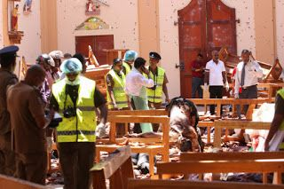 4 more Chinese feared dead in Colombo bombings: Chinese ambassador