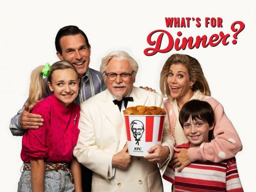 KFC has a new Colonel Sanders - and it's George Costanza