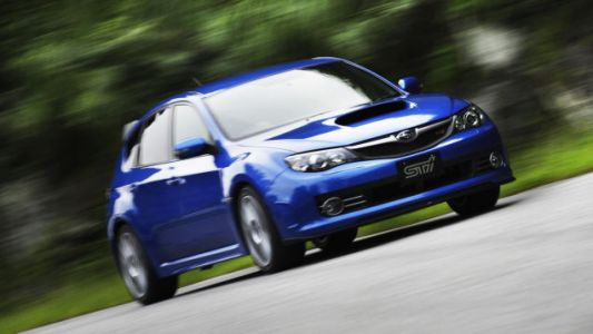 Do you remember the very brief time when the Subaru WRX STI was a hatchback, and only a hatchback?