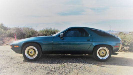 Buy This $10,000 Porsche 928 So I Don't Have To