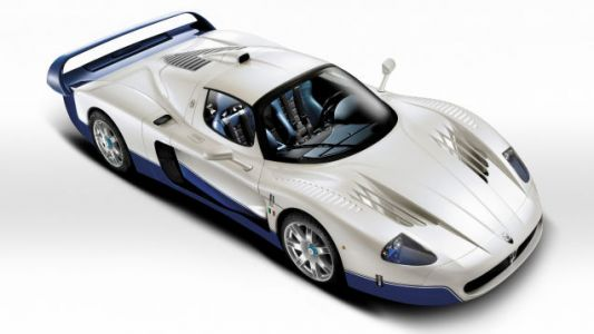 Hey Guess What It's The Maserati MC12