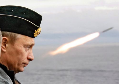Russia tests 'unstoppable' nuclear ICBM amid Putin and Trump taunting an arms race