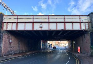 Garston Residents Invited To Find Out More About Railway Bridge Refurbishment