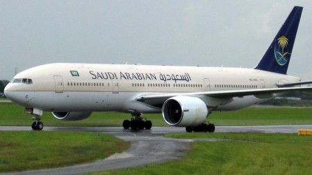 Saudi Arabian Airlines to suspend Canadian service