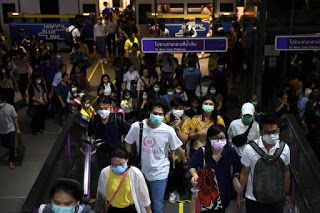 Thailand reports three new virus cases, urges disclosure of travel history