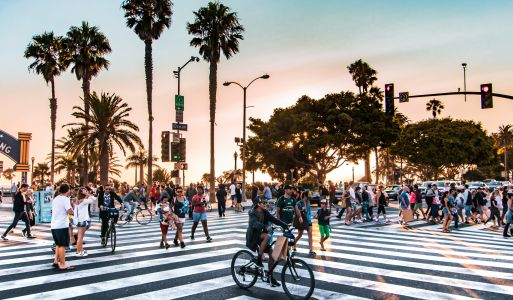 Changing My Tune: How I Learned to Love L.A