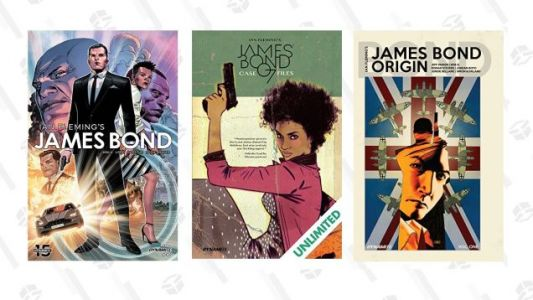 ComiXology Offers You Cut-Rate Entry to the World of Bond, James Bond