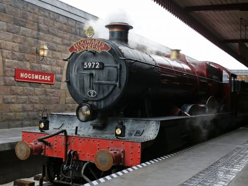 You can apply to volunteer as a wizarding expert on the real-life Hogwarts Express if you act fast