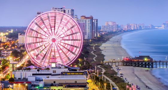 6 Reasons to Say WelcomeBacktoTravel in Myrtle Beach, South Carolina