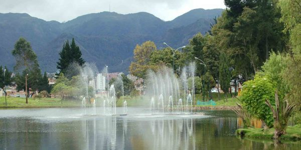 Seeking Green Space in Bogotá? Here's Where to Find the City's Lushest Parks