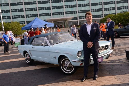 Meet new Ford CEO Jim Farley, the sports car lover who once said 'F-- GM'
