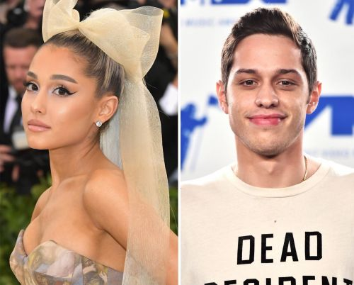 Ariana Grande may have confirmed her engagement to Pete Davidson on Twitter - and fans are freaking out