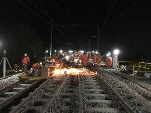 Major Rail Upgrades Completed at Witham To Make Norwich to London Main Line Services More Reliable