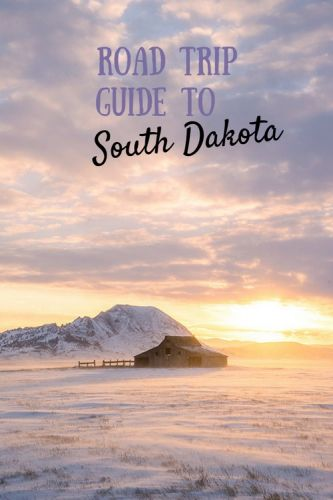 Winter Road Trip Guide to South Dakota