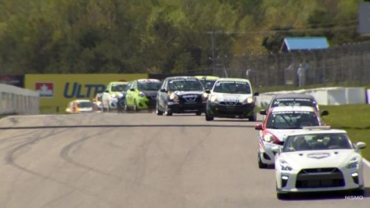 Now You Can Watch Canada's Best Racing Series, Nissan Micra Cup