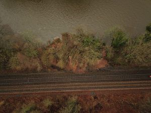 Vital Repairs for South West Rail Line