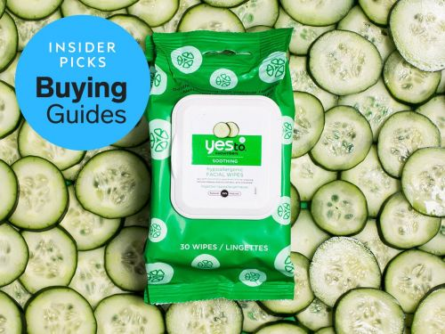The best face wipes you can buy