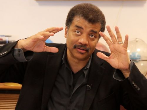 Neil deGrasse Tyson has always looked at the world a little differently - even when it comes to money