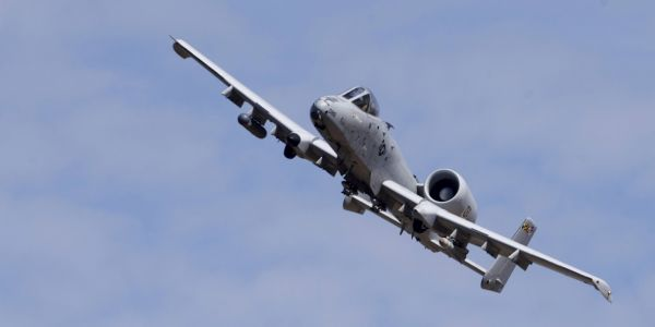 Air Force apologizes for tweet comparing A-10 strikes to viral 'Yanny vs. Laurel' clip, saying it was in 'poor taste'