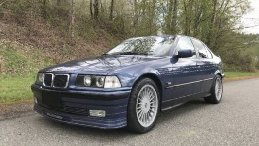 At $26,995, Is This Rare 1994 Alpina BMW B3 3.0/1 An E36 We'd All Pine For?