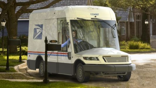 This Is The Next USPS Mail Truck