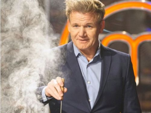 Gordon Ramsay reveals he's 'going to give this vegan thing a try' and yes, you read that right