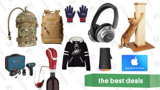 Thursday's Best Deals: Gift Cards, NFL Merch, Anker Headphones, and More