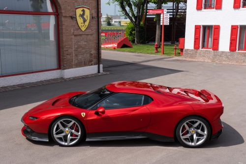 The newest Ferrari comes from the Italian company's most exclusive division