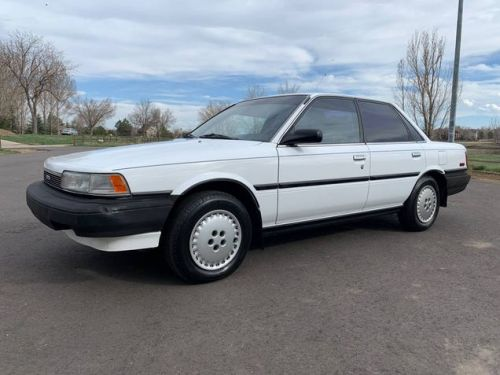 At $6,200, Is This 1989 Toyota Camry All-Trac A Diamond That Likes The Rough?