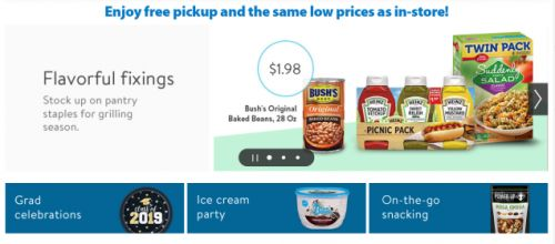 No-Brainer Deal of the Day: Order $50 In Groceries From Walmart, Get $10 Off
