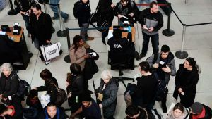 Passenger carries firearm through TSA screening; is security breach due to U.S. shutdown?