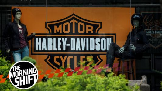 Harley-Davidson Is Still Struggling and Trump's Trade War Isn't Helping