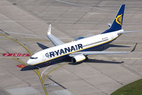 Ryanair welcomes first Boeing 737 Max after two years