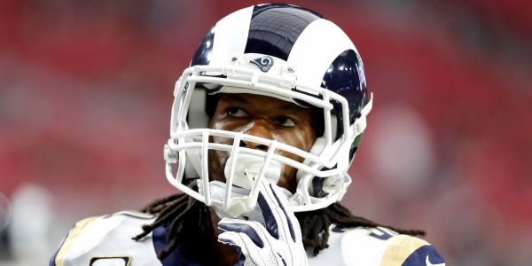 'I just want like $80 million' - Rams running back Todd Gurley says NFL players are mad about huge NBA contracts