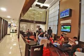 Railway waiting rooms being upgraded to airport lounges by March