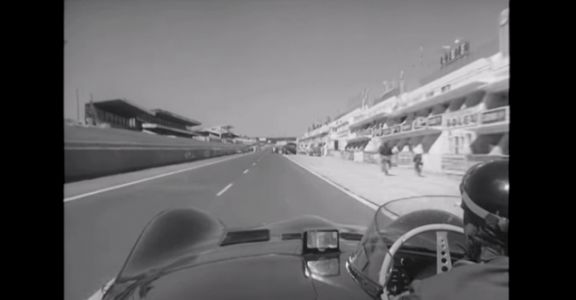 Transport Back in Time With This Incredible Le Mans Onboard from 1956