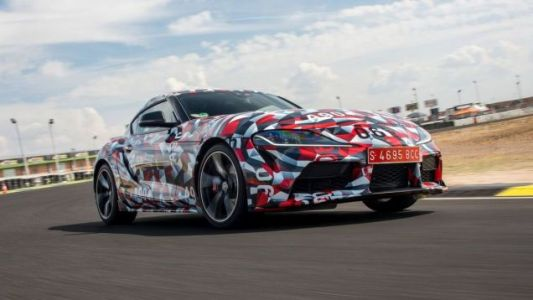 The 2019 Toyota Supra Is a BMW Parts Bin Car