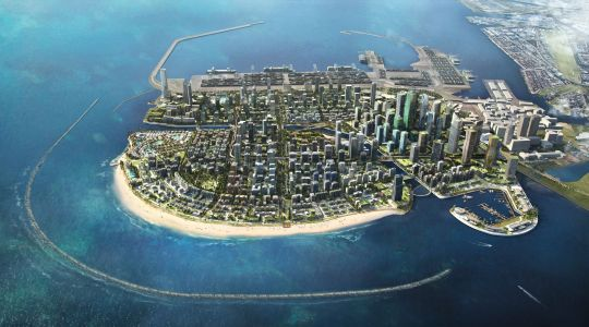 Sri Lanka is building a $15 billion metropolis to rival cities like Hong Kong and Dubai