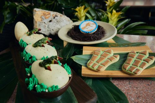 Universal Orlando is selling 'Jurassic World' treats this summer - here's where you can find them