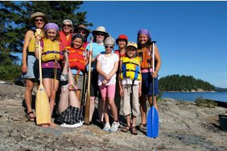 Celebrating Mother's Day, Wild Women Expeditions Suggests Moms and Daughters Bond with Horses and Canoes