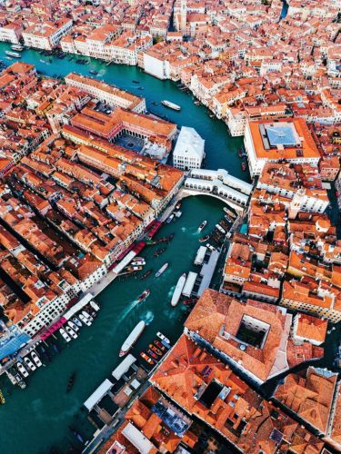 We Love This Photo of Venice