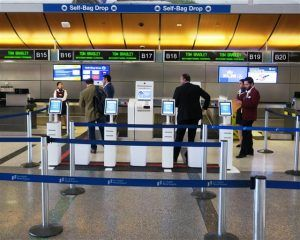 Lax Begins Tests Of State-of-the-Art Self-Service Bag-Drop System