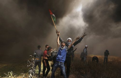 Israel said Hamas backed off Gaza protests after a warning from Egypt