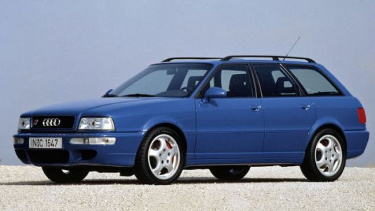 A Friendly Reminder That You'll Be Able to Legally Import an Audi RS2 Avant Next Year