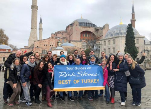 Tour Guides on Tour: Best of Turkey
