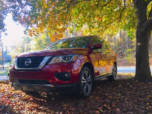 The $48,000 Nissan Pathfinder is one of the best family SUVs money can buy - but it has one major flaw
