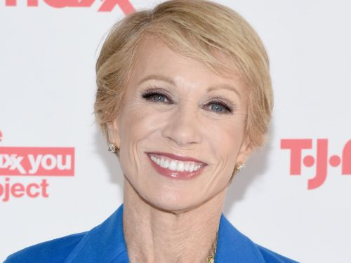 Barbara Corcoran thinks bitcoin could be the future of real estate - but she's staying away from it