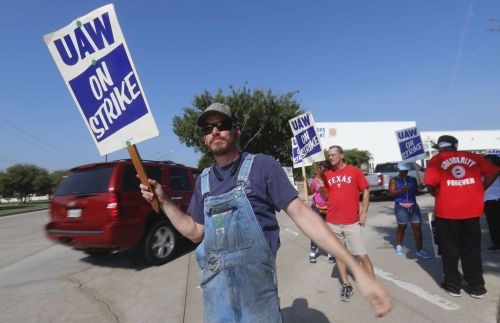 The General Motors strike could cost the automaker $75 million per day if it continues
