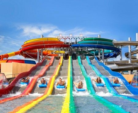 Europe's waterpark attendance tops 30 million for first time