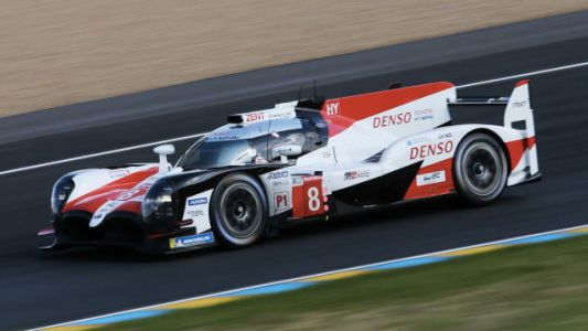 Toyota Locks In The Best Starting Positions At The 2018 24 Hours Of Le Mans